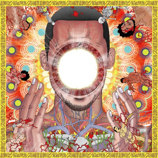 FLYING LOTUS, you´re dead cover