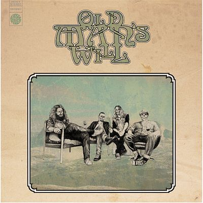 Cover OLD MAN´S WILL, s/t