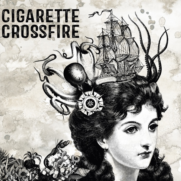 Cover CIGARETTE CROSSFIRE, s/t