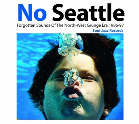 V/A, no seattle 1986-1997 part 1 cover