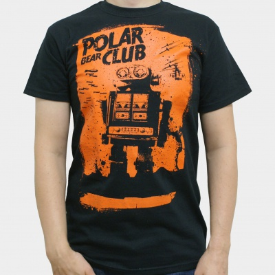 Cover POLAR BEAR CLUB, robot (boy) black