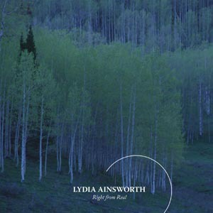 Cover LYDIA AINSWORTH, right from real