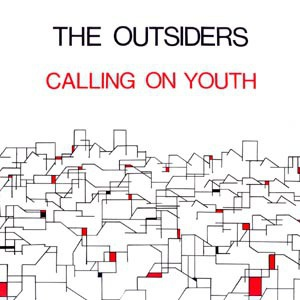 OUTSIDERS, calling on youth cover