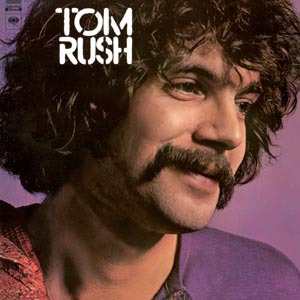 Cover TOM RUSH, s/t