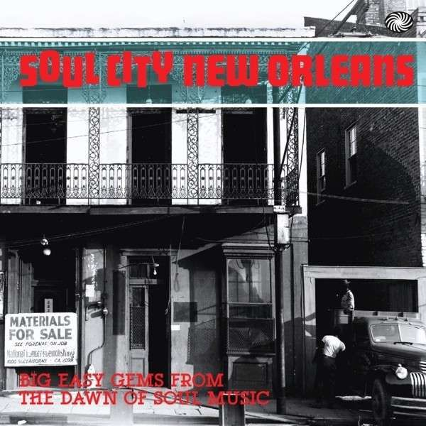 V/A, soul city new orleans cover