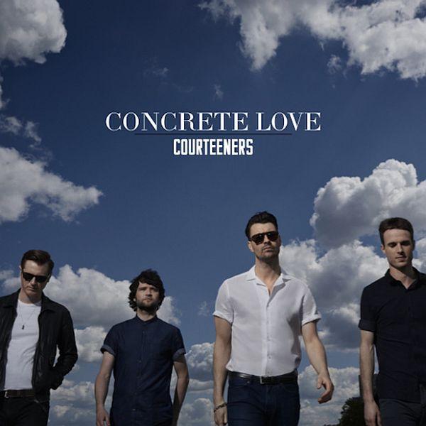 COURTEENERS, concrete love cover