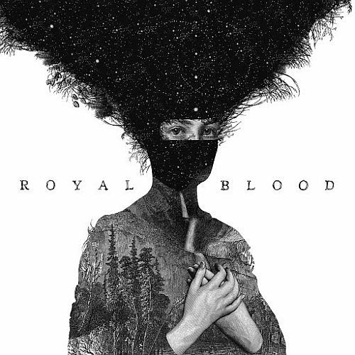 ROYAL BLOOD, s/t cover