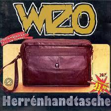 WIZO, herrenhandtasche cover