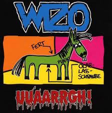 Cover WIZO, uuaarrgh!