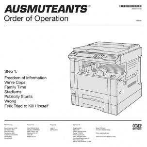 Cover AUSMUTEANTS, order of operation
