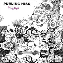 PURLING HISS, weirdon cover