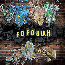 FOFOULAH, s/t cover