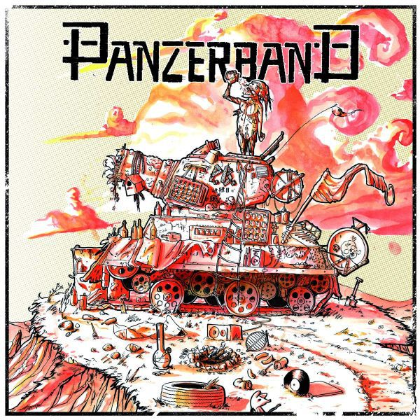 Cover PANZERBAND, s/t