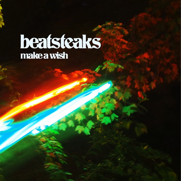 BEATSTEAKS, make a wish cover
