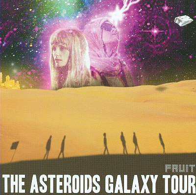 Cover ASTEROIDS GALAXY TOUR, fruit