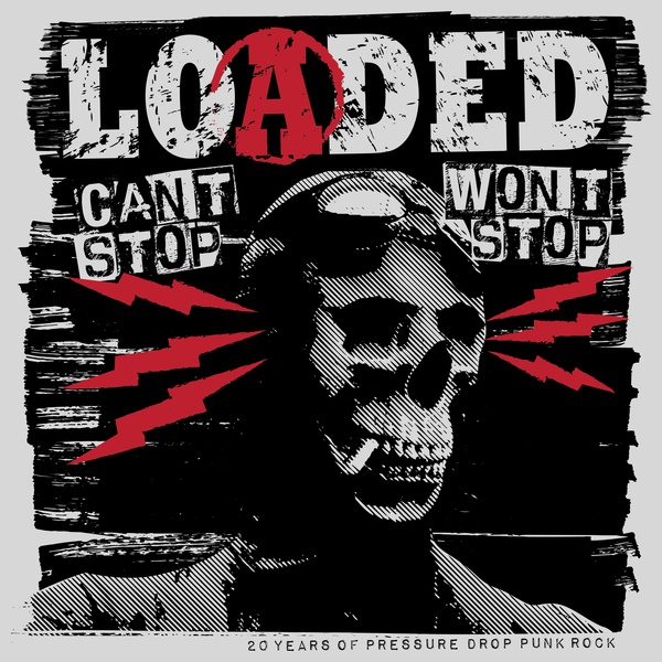 Cover LOADED, can´t stop, won´t stop