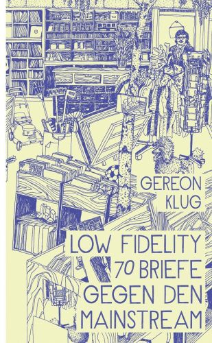 Cover GEREON KLUG, low fidelity