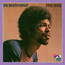 Cover GIL SCOTT-HERON, free will