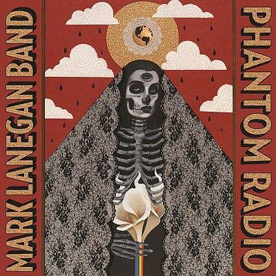 Cover MARK LANEGAN BAND, phantom radio