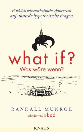 Cover RANDALL MUNROE, what if? was wäre wenn