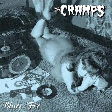 Cover CRAMPS, blue fix-ep