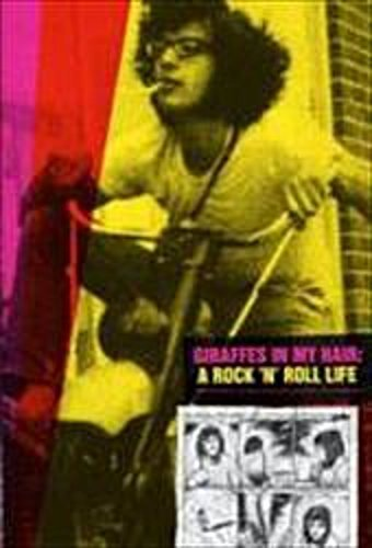 BRUCE PALEY / CAROL SWAIN, giraffes in my hair: a rock´n´roll life cover