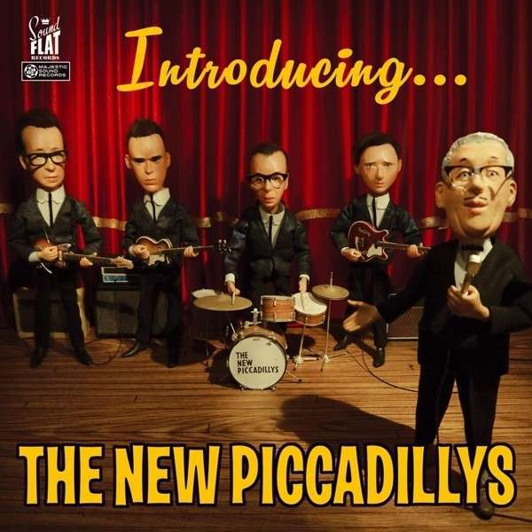 Cover NEW PICCADILLYS, introducing...