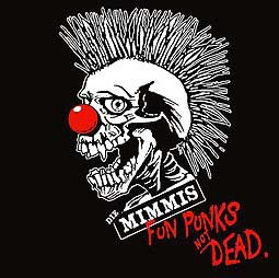 MIMMIS, fun punks not dead cover