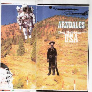 Cover ARNDALES, dog hobbies usa