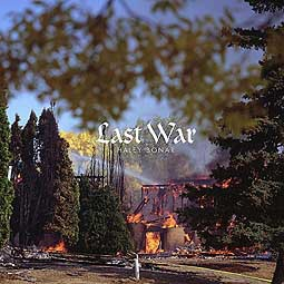 Cover HALEY BONAR, last war