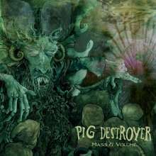 Cover PIG DESTROYER, mass & volume