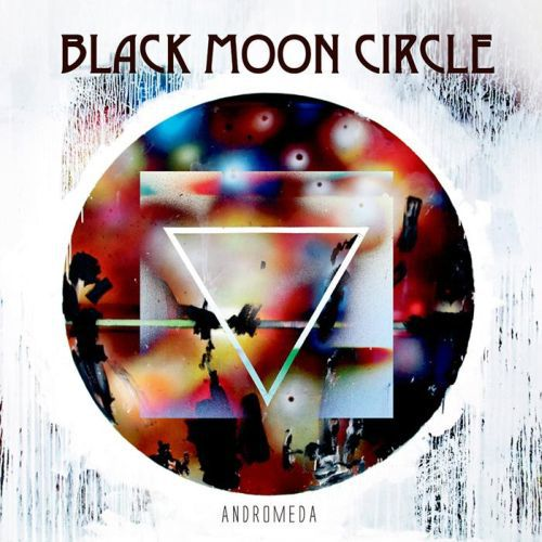 Cover BLACK MOON CIRCLE, andromeda