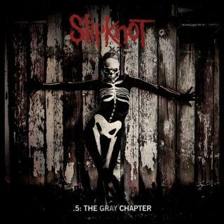 SLIPKNOT, 5: the gray chapter cover
