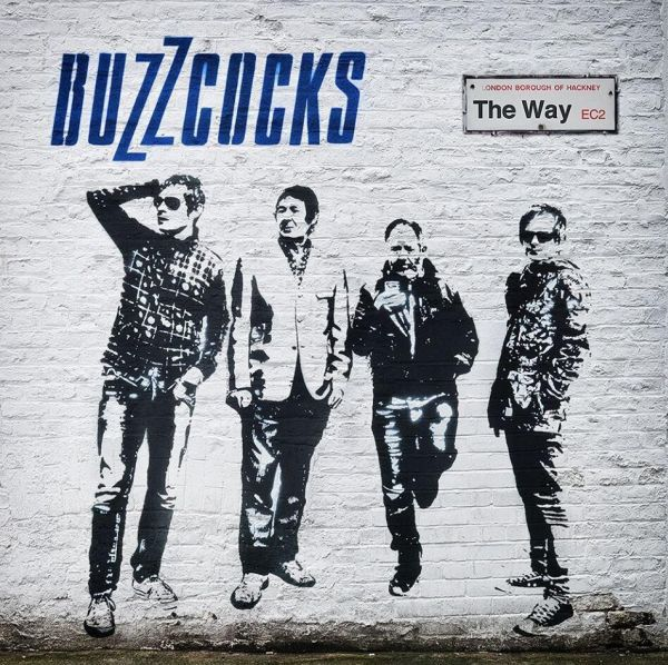 BUZZCOCKS, the way cover