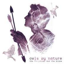 Cover OWLS BY NATURE, the forgotten and the brave