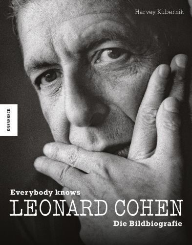 Cover HARVEY KUBERNIK, leonard cohen