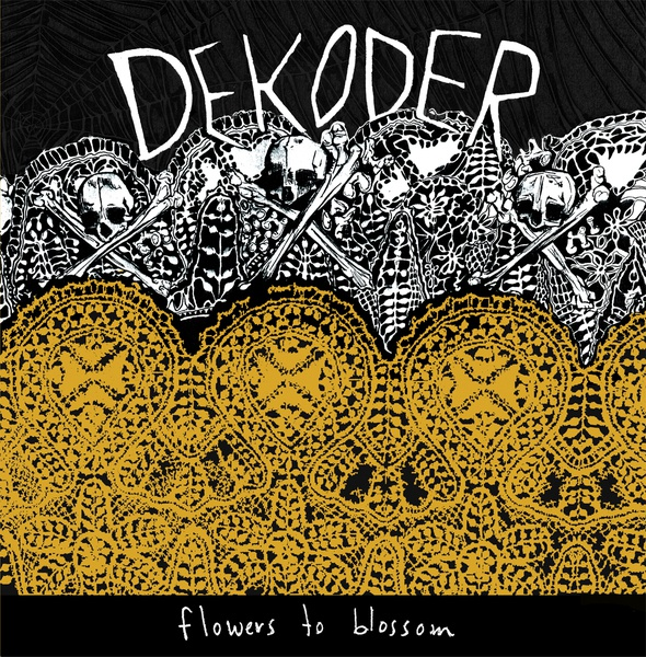 Cover DEKODER, flowers to blossom
