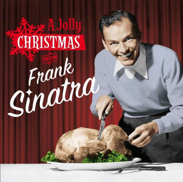 Cover FRANK SINATRA, a jolly christmas from...