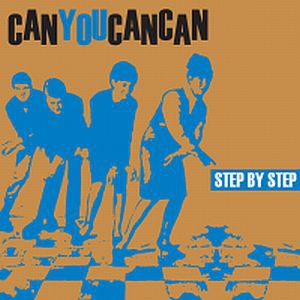 CANYOUCANCAN, step by step cover