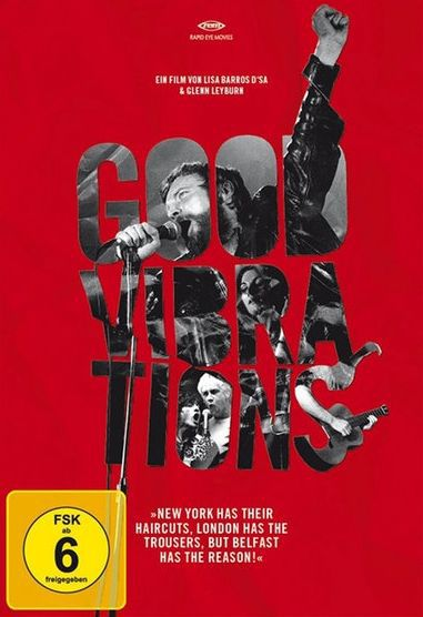 Cover MOVIE, good vibrations