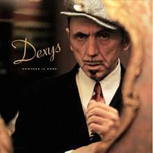 Cover DEXYS, nowhere is home