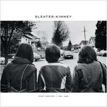 Cover SLEATER KINNEY, start together // 1995-2006