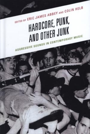 Cover ERIC JAMES ABBEY, hardcore, punk, and other junk