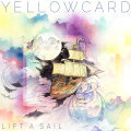 Cover YELLOWCARD, lift a sail