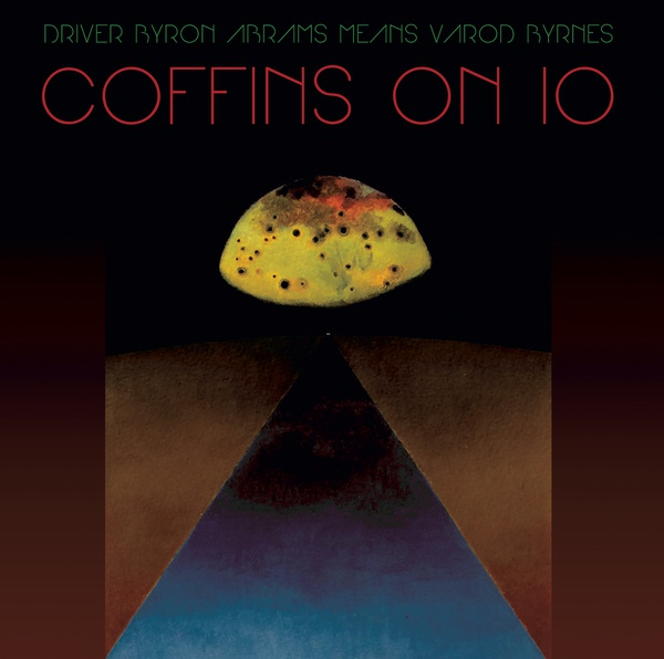 Cover KAYO DOT, coffins on io