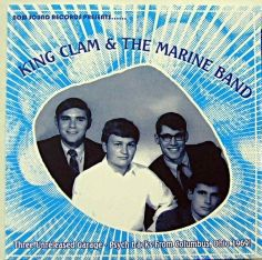 Cover KING CLAM & MARINE BAND, inertia