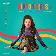 Cover V/A, nippon girls 2