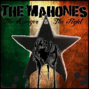 Cover MAHONES, the hunger & the fight