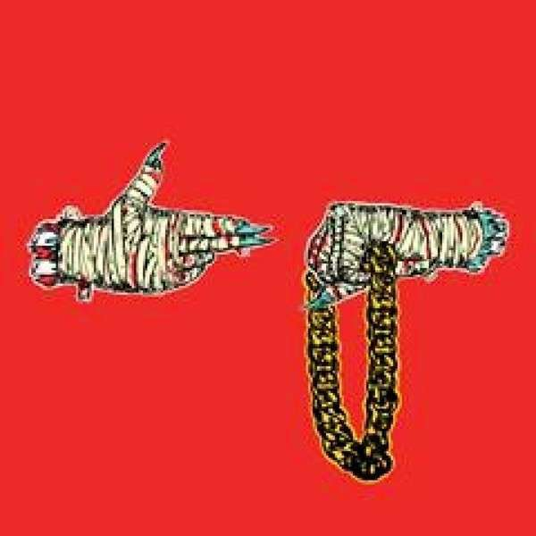 Cover RUN THE JEWELS (EL-P & KILLER MIKE), 2