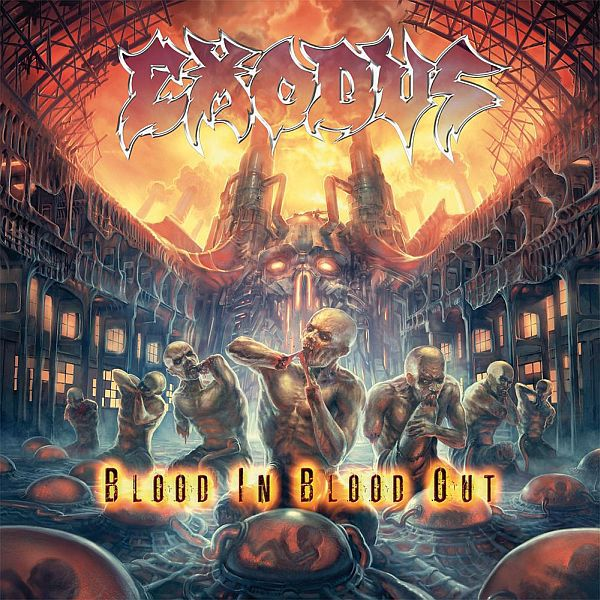 Cover EXODUS, blood in, blood out